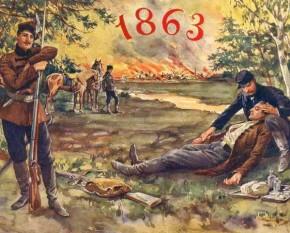 Śladami powstańców styczniowych 1863 roku